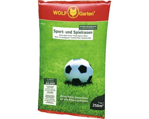 WOLF sport- + terrains de sports / nouvelle usine de gazon 250m²