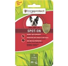 Protection contre les tiques et les puces bogaprotect SPOT-ON pour chiens de 5 à 10kg 3x1,2ml-thumb-0