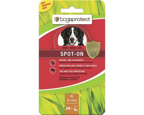 Protection contre les tiques et les puces bogaprotect SPOT-ON pour chiens de 30 à 50kg 3x4,5ml-0