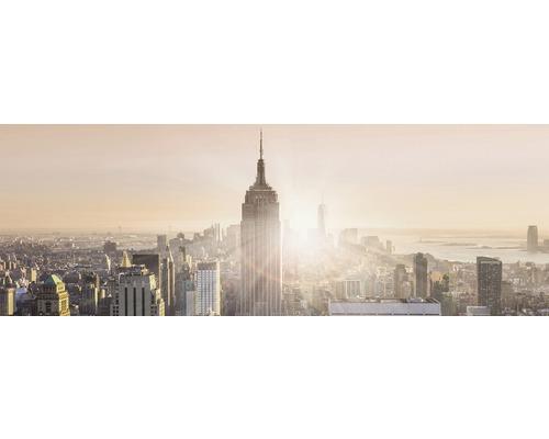 Image sur toile Manhattan 27x77 cm-0