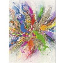 Image sur toile Colour abstraction 57x77 cm-thumb-0