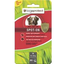 Protection contre les tiques et les puces bogaprotect SPOT-ON pour chiens de 10 à 20kg 3x2,2ml-thumb-1