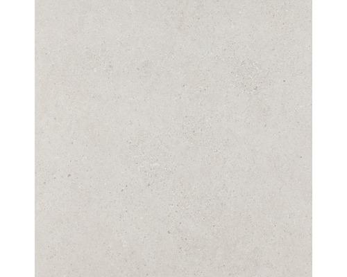 Dalle de terrasse en grès cérame fin Alpen beige vitrifié mat 60x60cm