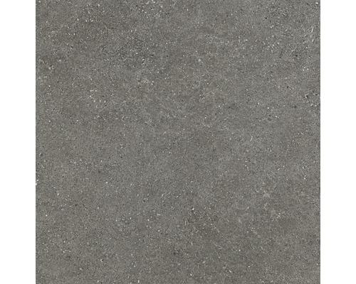 Dalle de terrasse en grès cérame fin Alpen gris vitrifié mat 60x60cm