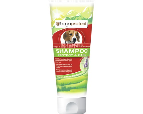 Shampooing traitant bogaprotect Protect & Care pour chiens 200ml