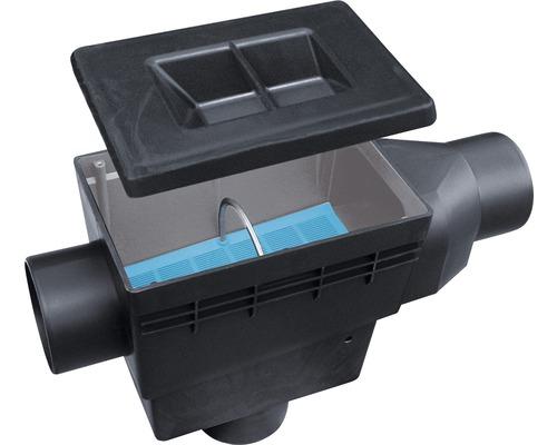 Filtre intégré dans la cuve