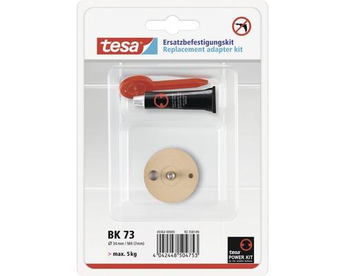 Kit de fixation de rechange adaptateur tesa® BK 73