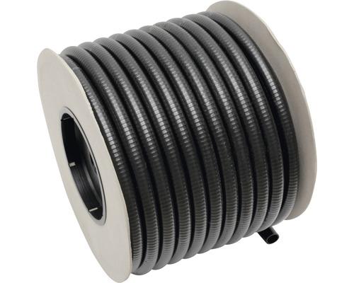 "Tuyau d'aspiration PVC 32mm 1 1/4"", au mètre"