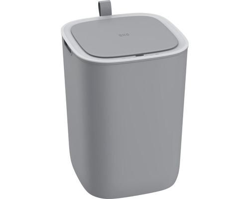 Poubelle Morandi Sensor 12L gris