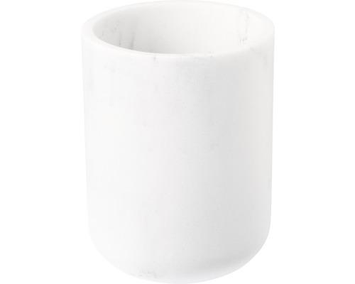 Gobelet pour brosses à dents Bianco blanc