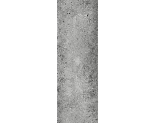 Chauffage infrarouge à motif papermoon verre Béton 40 x 120 cm 500W
