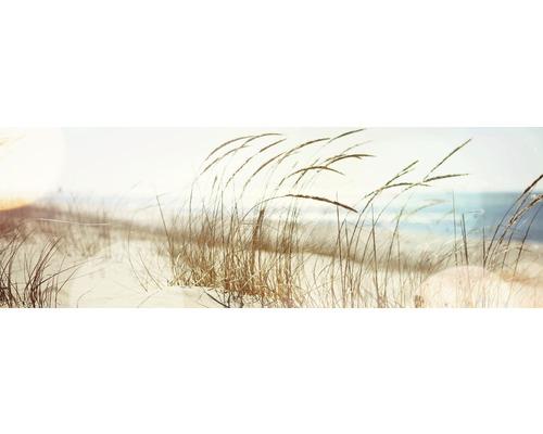 Chauffage infrarouge à motif papermoon verre dune 40 x 120 cm 500W