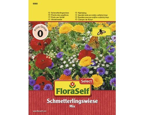 Semences de fleurs de prairie FloraSelf Select ''Prairie de papillons'' 8 m²