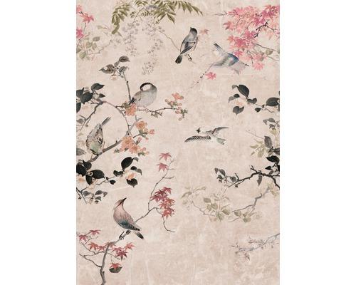Papier peint photo intissé Soft Temptation Jardin japonais 200 x 280 cm