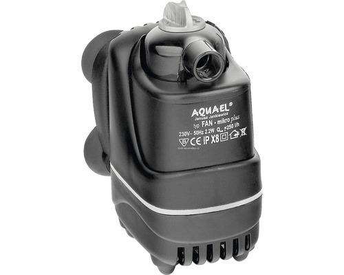 Filtre intérieur pour aquarium AQUAEL Fan filtre Mikro Plus