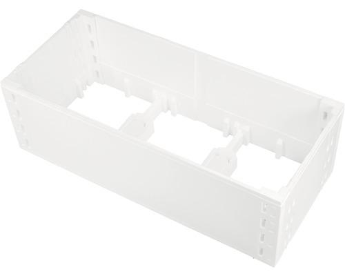 Support Flexa compatible avec différentes baignoires 170 x 70, 170 x 75, 170 x 80, 180 x 70, 180 x 75 et 180 x 80 cm