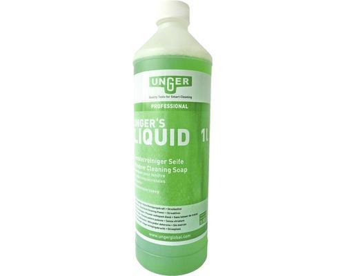 Liquid Flasche Fensterreiniger Konzentrat Unger 1 L