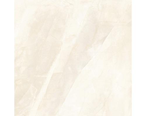 Carrelage sol et mur en grès-cérame fin Noelith 119,7 x 119,7 cm beige