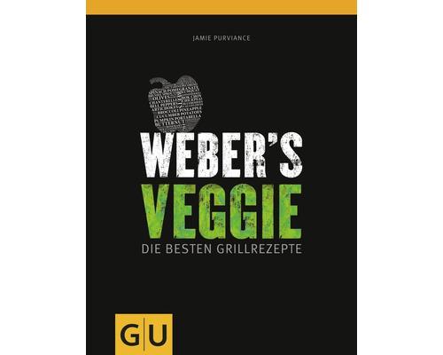 Livre Weber''s Veggie ; Les meilleures recettes végétariennes pour le barbecue