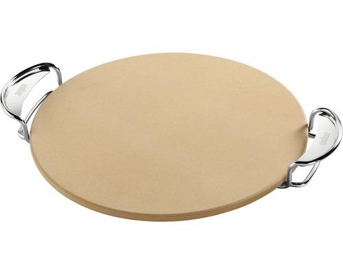 Pierre à pizza BBQ System Weber avec socle pour barbecues au charbon de bois de 57 cm de diamètre avec système BBQ Gourmet