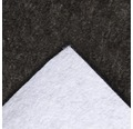 Moquette velours Ines gris brun largeur 400 cm (marchandise au mètre)