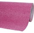 Moquette velours Ines rose vif largeur 400 cm (marchandise au mètre)