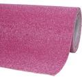 Teppichboden Velours Ines pink 400 cm breit (Meterware)