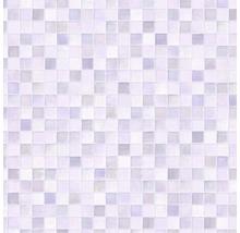PVC Negros décor carrelage gris largeur 200cm (marchandise au mètre)-thumb-0