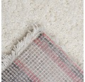 Moquette Shag Softness crème largeur 400 cm (au mètre)
