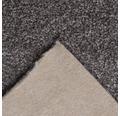 Teppichboden Velours Richmond grau-braun 400 cm (Meterware)