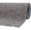 Teppichboden Schlinge Safia dunkelbeige 500 cm breit (Meterware)