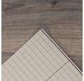 PVC Ultimo Landhausdielenoptik graubeige 400 cm breit (Meterware)