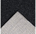 Teppichboden Schlinge Massimo schwarz 400 cm breit (Meterware)