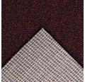 Teppichboden Schlinge Massimo rot 500 cm breit (Meterware)