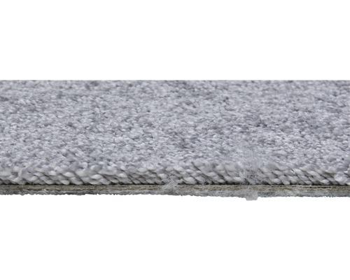 Teppichboden Shag Ideale grau 400 cm breit (Meterware)