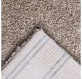 Teppichboden Shag Ideale beige 500 cm breit (Meterware)