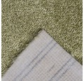 Teppichboden Shag Calmo grün 500 cm breit (Meterware)