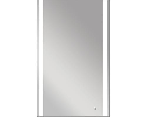 LED Badspiegel Silver Boulevard IP 24 (spritzwassergeschützt) 60x100 cm