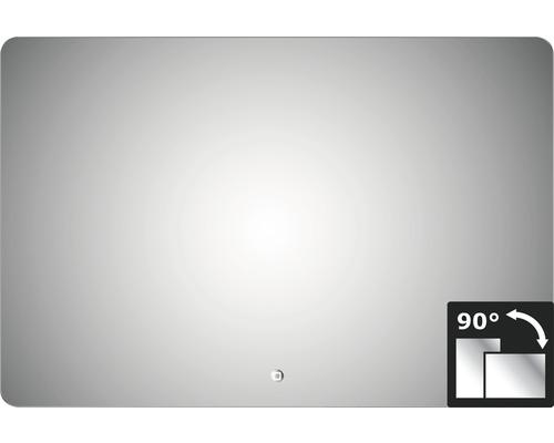 LED Badspiegel Silver Moon 80x120 cm IP 24 (spritzwassergeschützt)