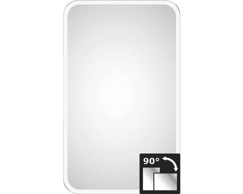 LED Badspiegel Christal Juno 45x75 cm IP 20