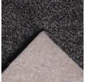 Teppichboden Shag Catania anthrazit 500 cm breit (Meterware)