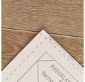 PVC Madison Holzoptik Natur 200 cm breit (Meterware)