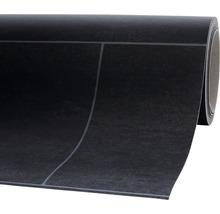 PVC Narvi Fliesenoptik schwarz 400 cm breit (Meterware)-thumb-4