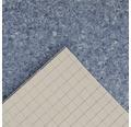 PVC Titan gesprenkelt blau 200 cm breit (Meterware)