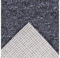 Teppichboden Schlinge Rambo anthrazit 400 cm breit (Meterware)