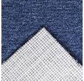 Teppichboden Schlinge Rambo blau 500 cm breit (Meterware)