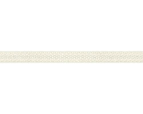 Frise autocollante ornement de chaînes nacre 5mx5cm