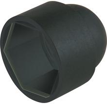 Cache pour vis six pans M10 noir 10 pièces-thumb-0