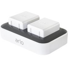 Le chargeur Arlo blanc pour Arlo Ultra peut charger jusqu'à 2 batteries-thumb-0