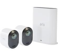 Système de vidéosurveillance Arlo Ultra 4K-UHD sans câble avec 2 caméras (VMS5240)-thumb-0